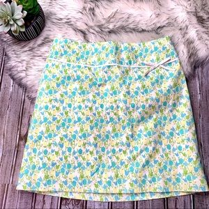 LILLY PULITZER Tulip Mini Skirt, 4